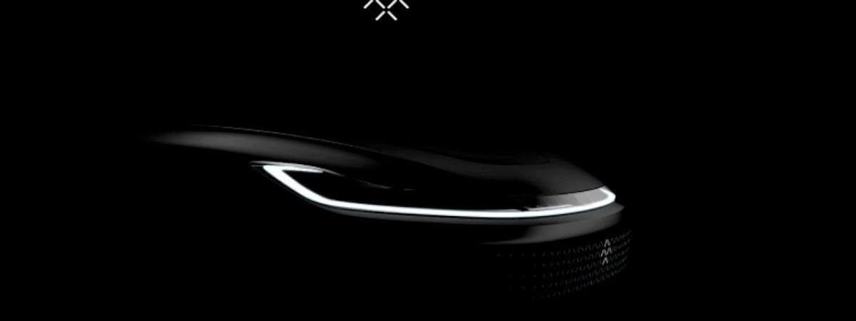 ff-teaser, Faraday Future