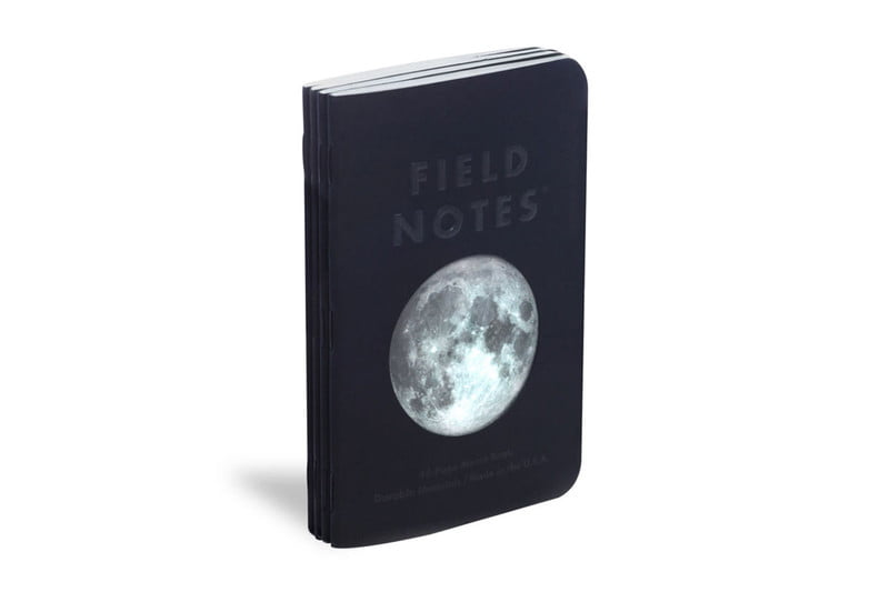 field notes lunacy notebook