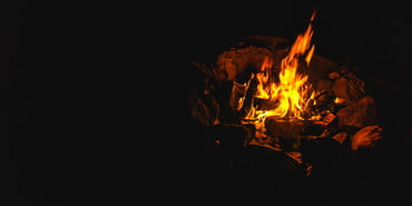 fire pit campfire, How to Build a Fire Pit
