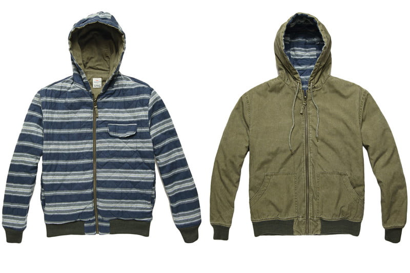 fort davis reversible jacket