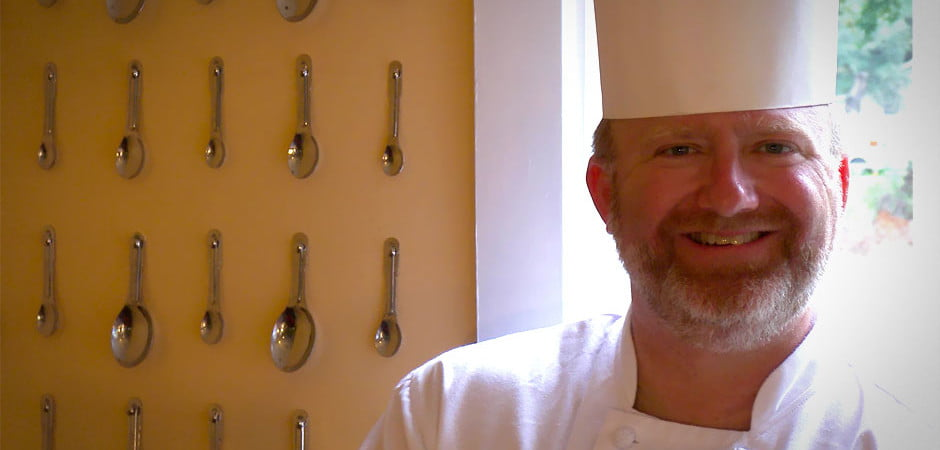 Chef Fred Neuville
