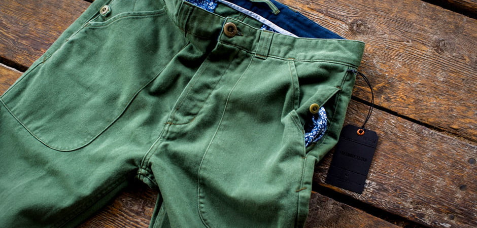 Freenote cloth, trail one collection, summer wardrobe, menswear, summer style, mens fashion, mens style