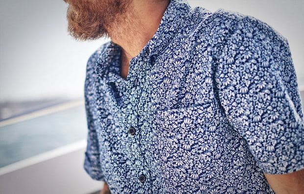 freenote cloth button up