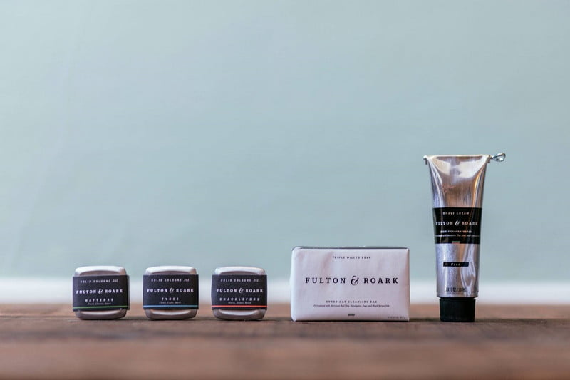 fulton and roark grooming line