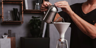 The Gina coffee maker