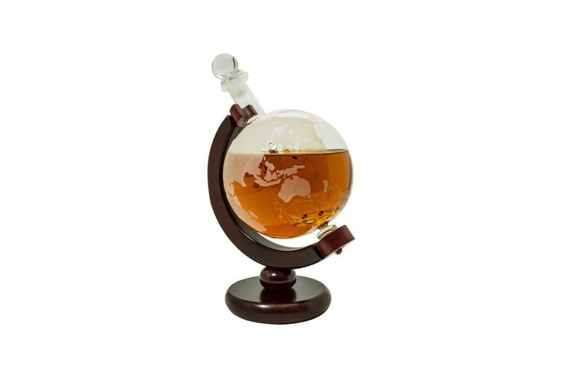 Globe Decanter by Bar Me