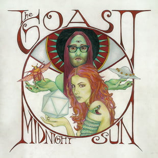 Ghost of a Saber Tooth Tiger Midnight Sun Artwork