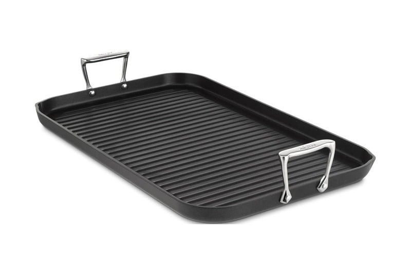 all clad double burner grill