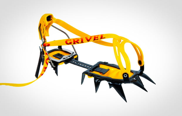 Grivel G-12 New-Matic Crampons