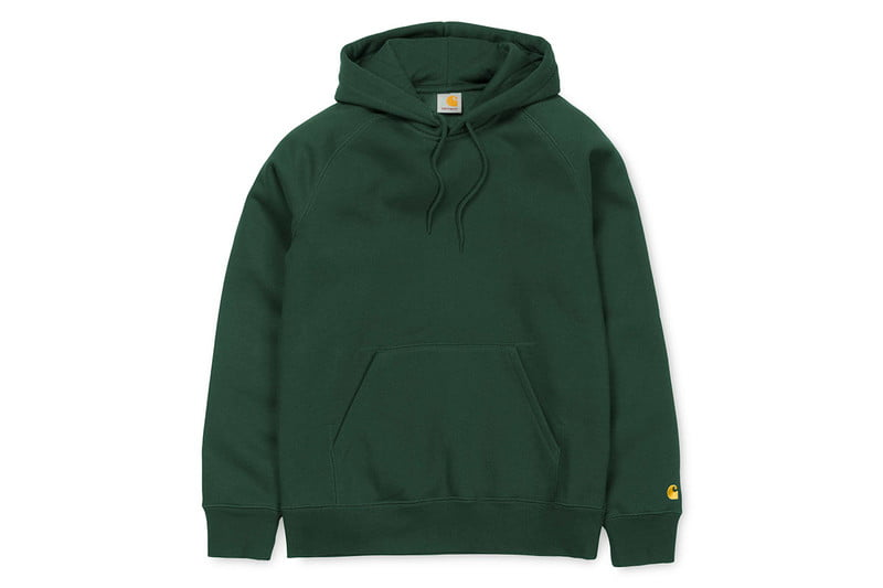 Hooded Chase Sweatshirt by CARHARTT WORK IN PROGRESS