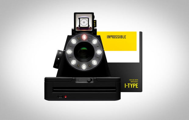 Impossible-camera