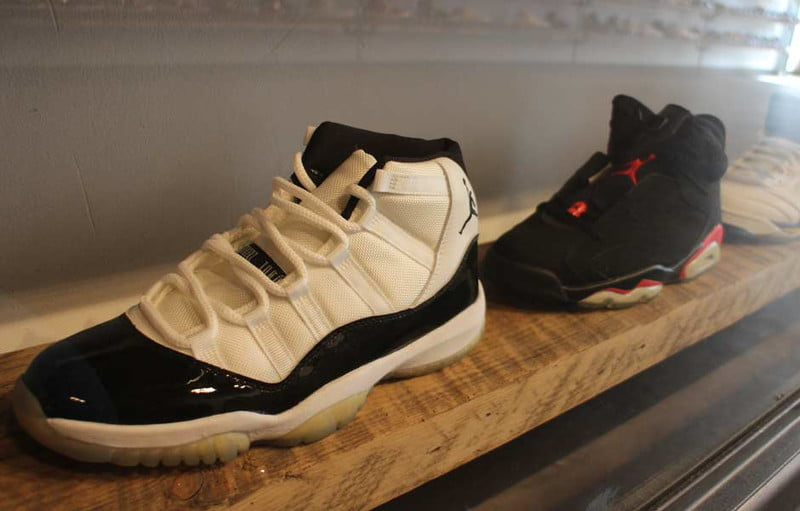 Concords Infrared Six Jordan Original