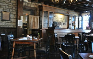 The Old Talbott Tavern in Bardstown, Kentucky, remains one of the top whiskey bars in the country.