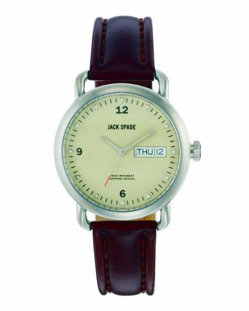 Jack Spade Launches First Range of Watches