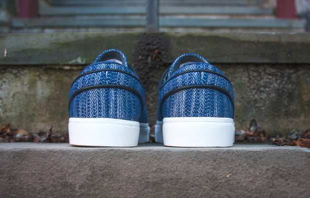 heels on the stefan janoski flyknit