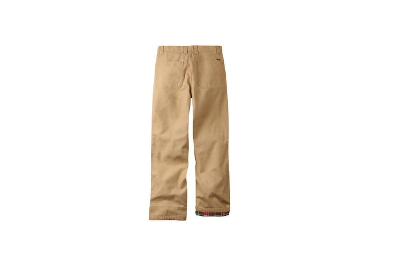 Mountain Khakis Flannel Original Mountain Pant Relaxed Fit
