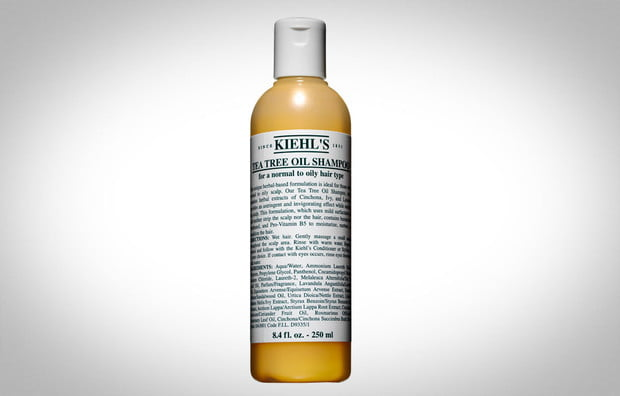 Kiehl's Tea Tree Oil Shampoo, .50, kiehls.com