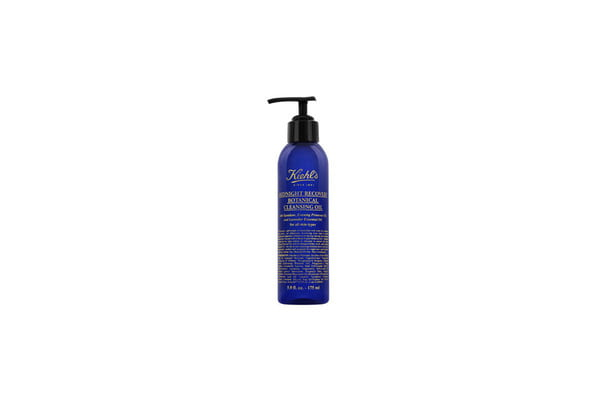 oil cleansers for men kiehls midnight recovery