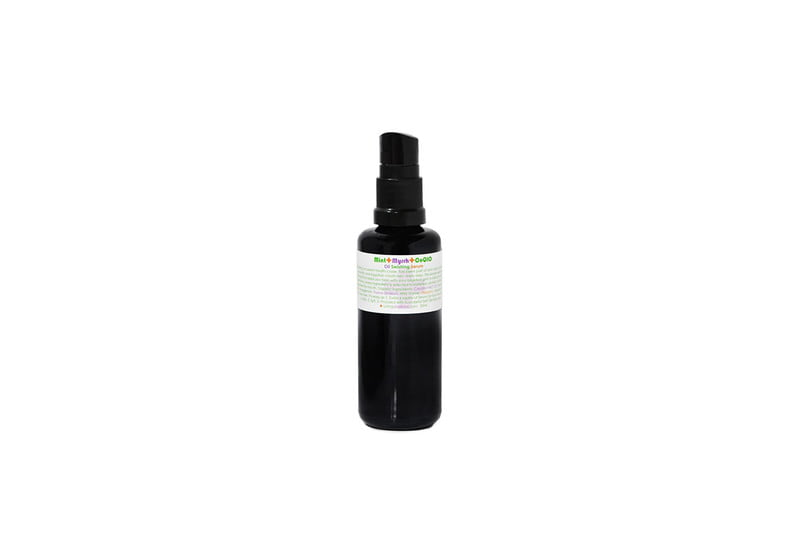 Living Libations Mint + Myrrh Oil Swishing Serum