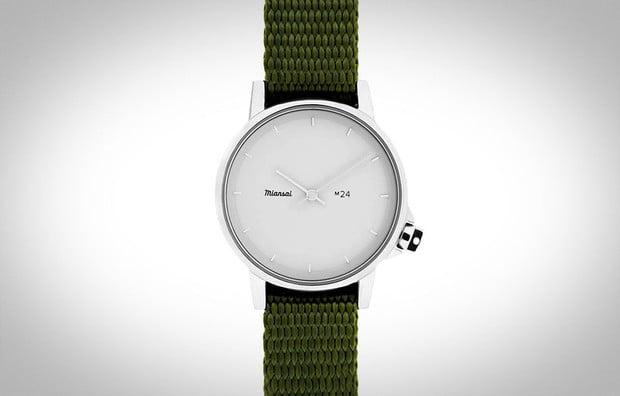 Miansai nylon watch