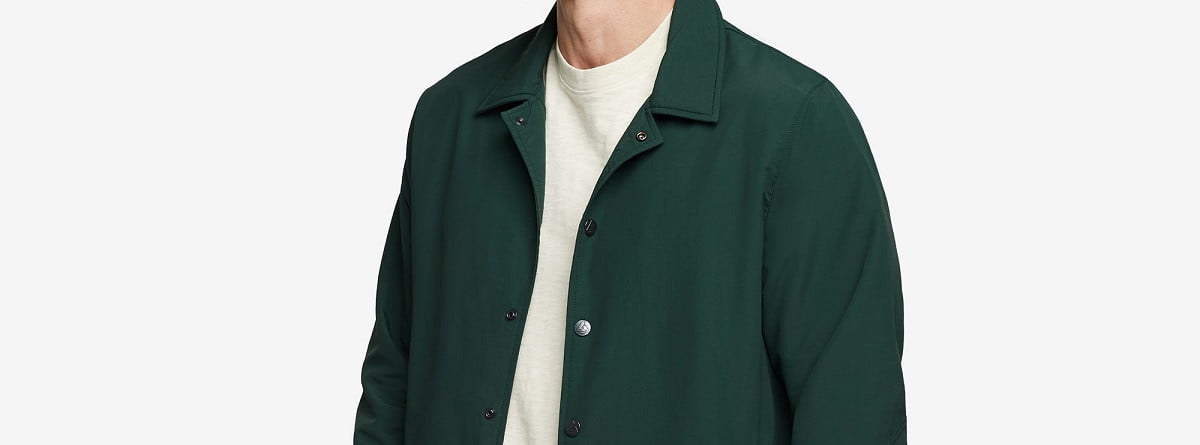 lightweight jackets, coach's jacket american giant