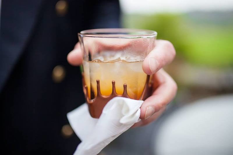 upscale whiskey pairings makers mark