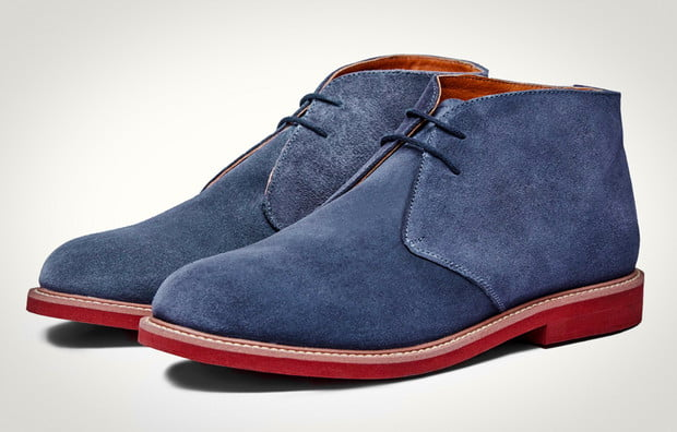 Mark McNairy, New Republic, Blue Suede Shoes