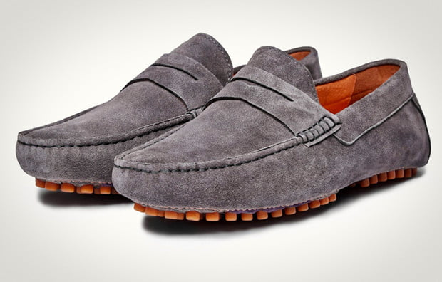 Mark McNairy shoes, New Republic, Driving shoes