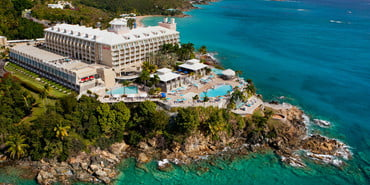 Marriott Frenchman's Reef, St. Thomas