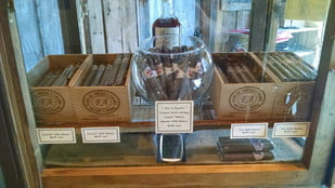 Mayberry Distillery cigars