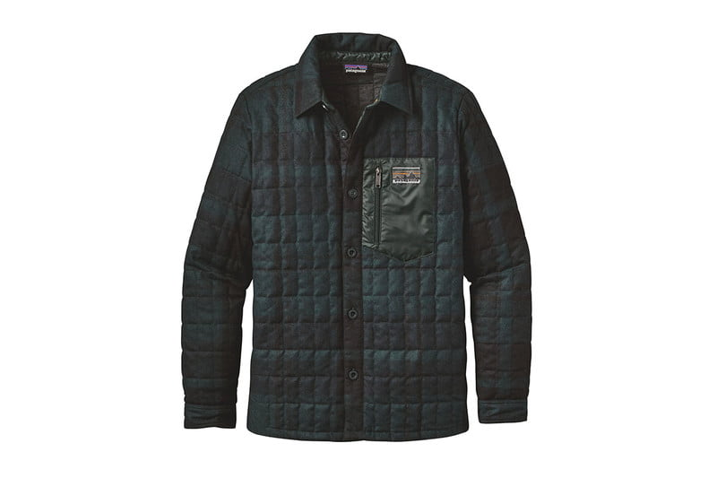 Patagonia recycled down jackets in new recollection the for Patagonia men s recycled down shirt jacket