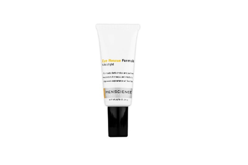 anti aging eye cream menscience eyerescueformula edited