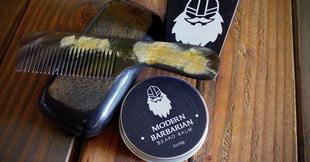 Modern Barbarian Beard Products Header2