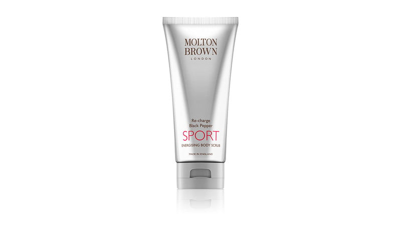 Molton Brown Sport Re-Charge Black Pepper Energizing Body Scrub