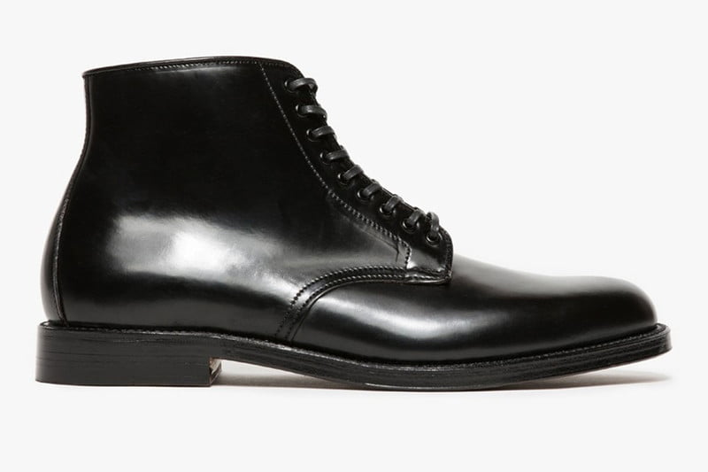 The Laurel Plain Toe Boot