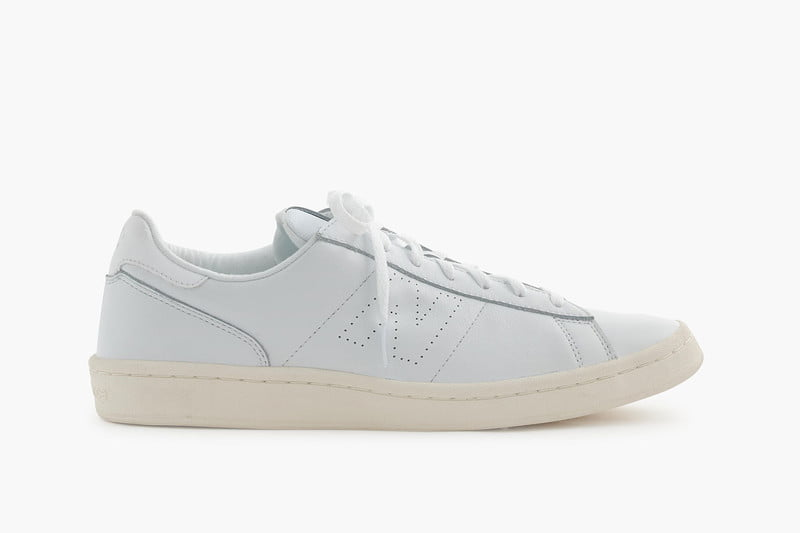 New Balance for J. Crew 791 Leather Sneaker