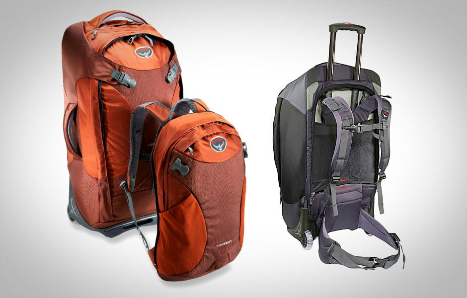 Travel gear upgrade: The 3 best wheeled backpacks on the market ...