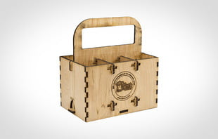 Puzzle Pax 6-pack Holder