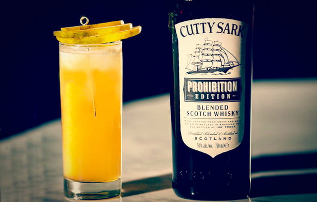 national scotch day, scotch, scotch whisky, drinks, cutty sark pear cooler