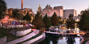 pearl waterfront, san antonio texas