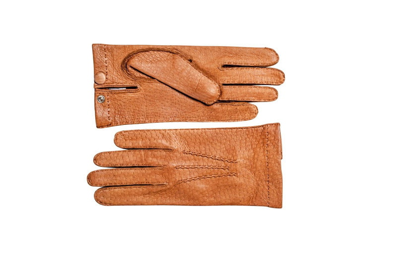 peccary glove unlined