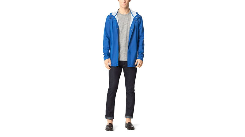 PINCH RAIN JACKET BY COLE HAAN