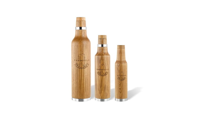 age alcohol at home product oak bottle main image