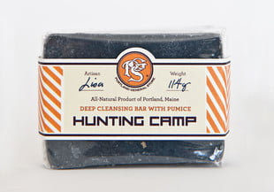 Portland General Store Hunting Camp Soap