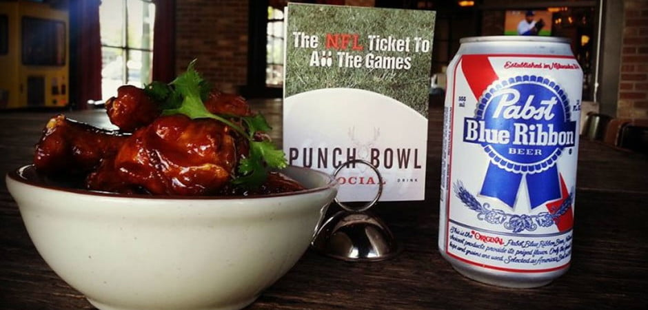 Punch Bowl Social is a new concept in Denver and Portland that marries good food and drink with fun games from your childhood.