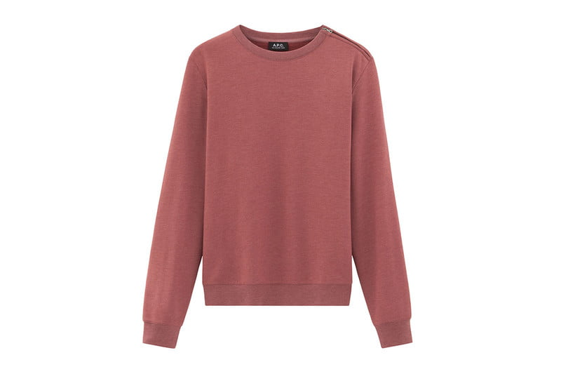 Ray Sweatshirt by A.P.C.