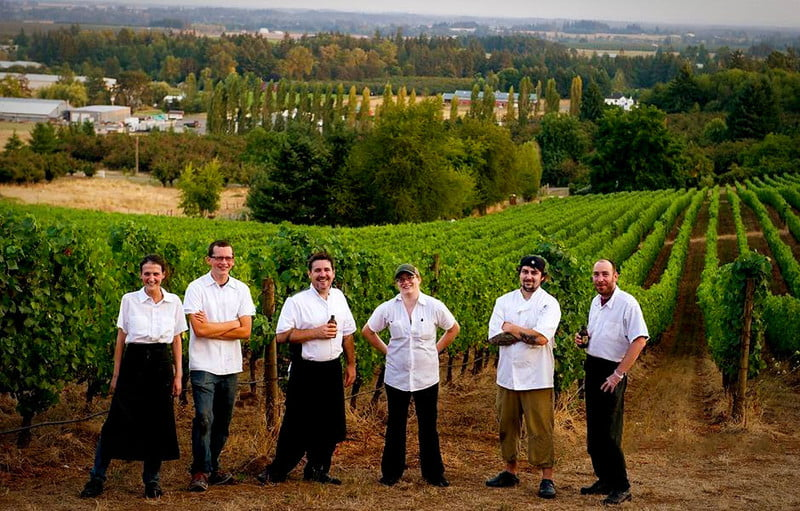 Recipe is one of the top restaurants in the Willamette Valley.
