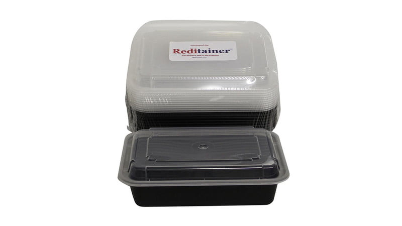 Reditainer 2 Compartment Container