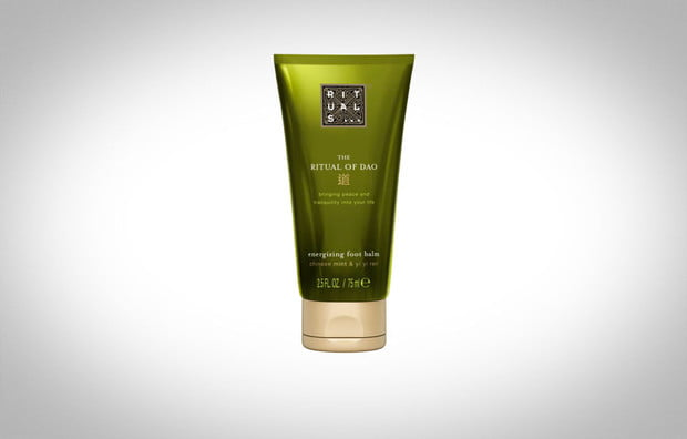 Rituals the ritual of dao energizing foot balm, best cooling products