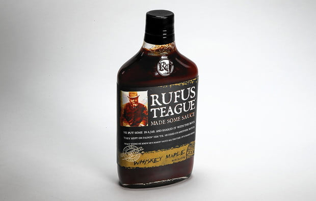 Rufus-Teague-Whiskey-Maple-Flask-BBQ-Sauce